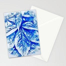 Marijuana Pot Leaves Stationery Cards