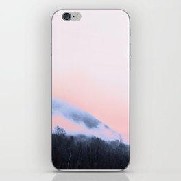 SMOKY PINK iPhone Skin