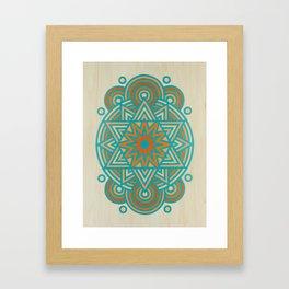 Wide Awake Framed Art Print