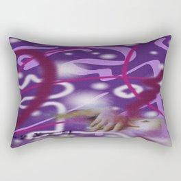Homage to Balzac n.14 Rectangular Pillow