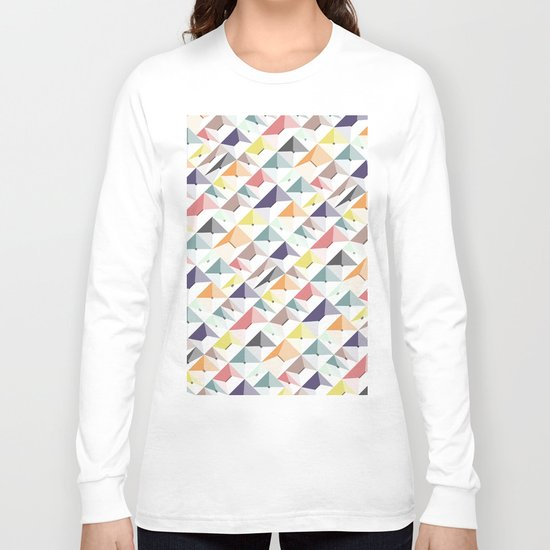 Rooftops so close #4 Long Sleeve T-shirt