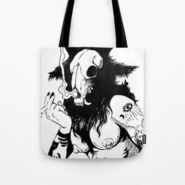 Muse III Tote Bag