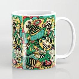 Rooster - 12 Animal Signs Coffee Mug