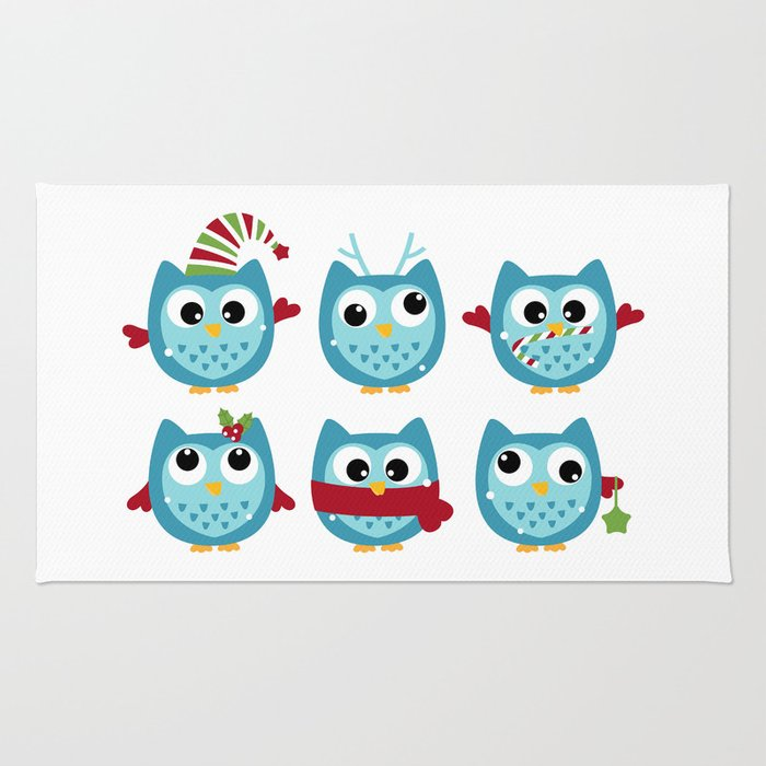 New designers Owls / New in shop Rug