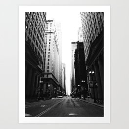 Chicago Street Art Print