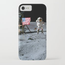 Apollo 16 iPhone Case