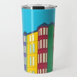 Tenement Corner Travel Mug
