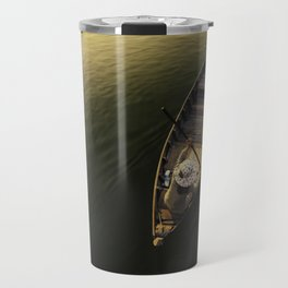 Toward the Golden Sun Travel Mug
