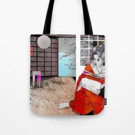 shibari 1 Tote Bag