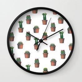 Cactus Multi  Wall Clock