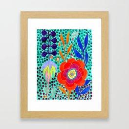 Safe Space Framed Art Print