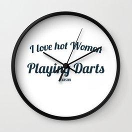 Dart Arrow Sport Target gift Wall Clock