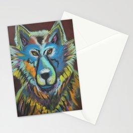 Wolf Inspiration Stationery Cards