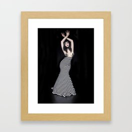 Felicia Framed Art Print