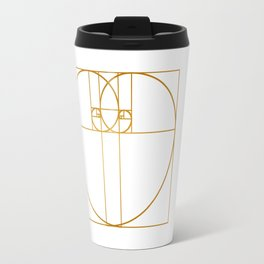 Heart of Gold Travel Mug