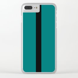 line I. Clear iPhone Case