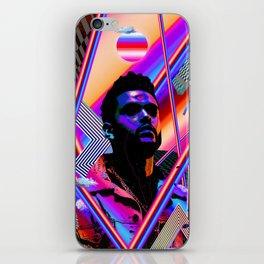The Weeknd Trippy iPhone Skin