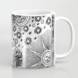 Flammarion Engraving Coffee Mug