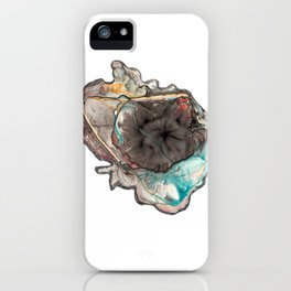 Ostrea Heart iPhone Case