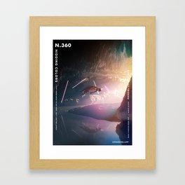 Hidden Colors Framed Art Print