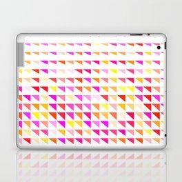 fete triangle pattern Laptop & iPad Skin