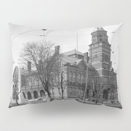 The Knox County Courthouse in Knoxville, Tennessee Pillow Sham