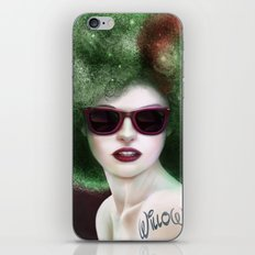 Willow Fro iPhone & iPod Skin