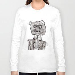 Bear's First Date Long Sleeve T-shirt