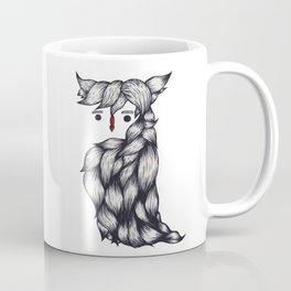 Her Owl Hair Coffee Mug