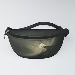 The great nebula in Orion from the Trouvelotastronomical drawings (1881-1882) by E L Trouvelot (1827 Fanny Pack