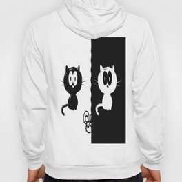 Catch the mouse Hoody