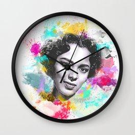 Dorothy Dandridge I Wall Clock