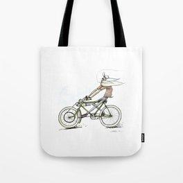 Cruiz'n Right Along Tote Bag