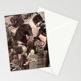 My Chemical Romance - The Black Parade - Alternative Stationery Cards