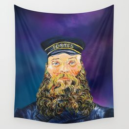 Joseph Roulin 2 Wall Tapestry