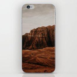 Utah Desert iPhone Skin