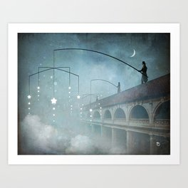 Nightmakers Art Print