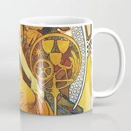 Alphonse Mucha World's Fair St Louis Missouri 1904 Coffee Mug
