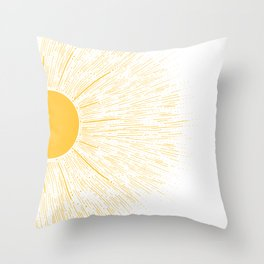 You're My SunShine Throw Pillow