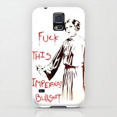 fuck this imperialist bullshit Slim Case Galaxy S5