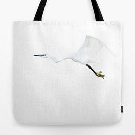 Little Egret  Tote Bag