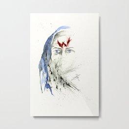 TWD - Carol Wolf Metal Print