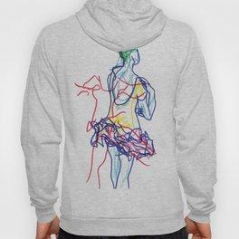 Badly Drawn Ballet (Pt. 3) Hoody