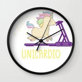 Unicardio Wall Clock
