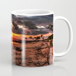 Sunset Playa Negra Costa Rica Coffee Mug