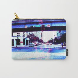 Approaching Hogan St. Carry-All Pouch