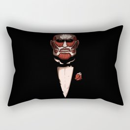 Colossal godfather Rectangular Pillow