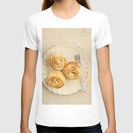 Fresh baked cruffins T-shirt