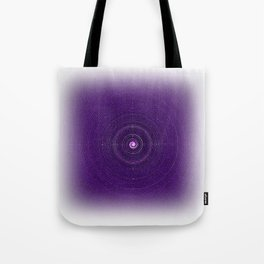 Space Bass Tote Bag
