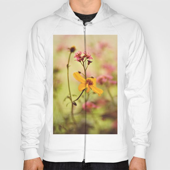 Lemon drop Flower box Hoody